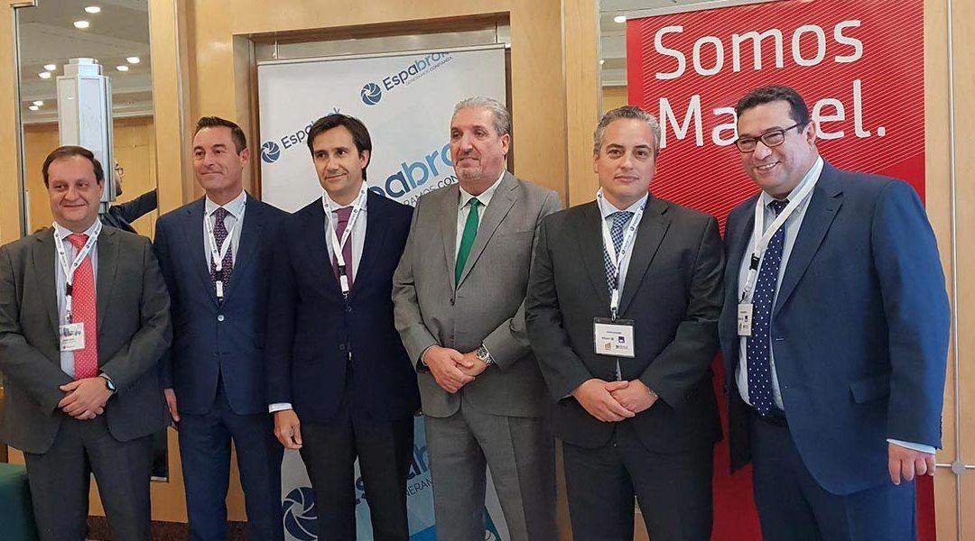 Espabrok y Markel renuevan su acuerdo de colaboración hasta 2020