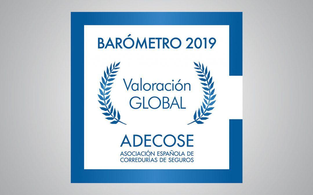 Resultados Barómetro ADECOSE 2019
