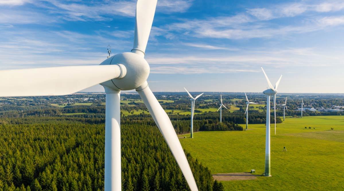 Energías renovables, molinos de viento