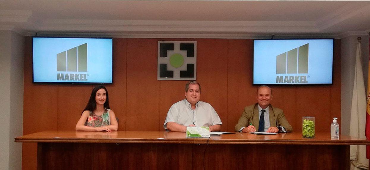 Markel España y El colegio de Alicante firman un convenio de colaboración
