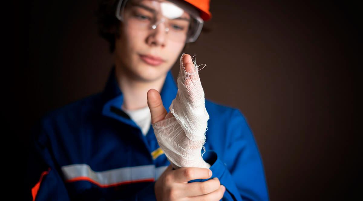 ¿Qué es un accidente laboral?